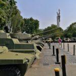 Ukrajina, Kyjev – Postsovětské město plné kontrastů