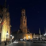 Belgie, Bruggy – Pralinka Evropy